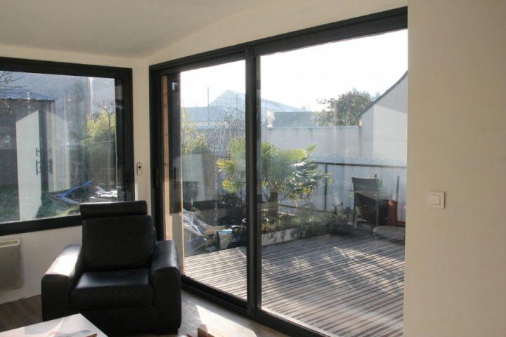 Fenêtre à saumur
