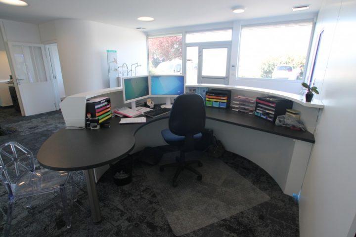 aménagement de bureaux à angers