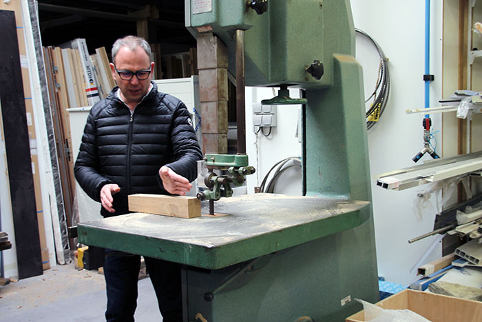 la menuiserie brossard à made in angers 2018