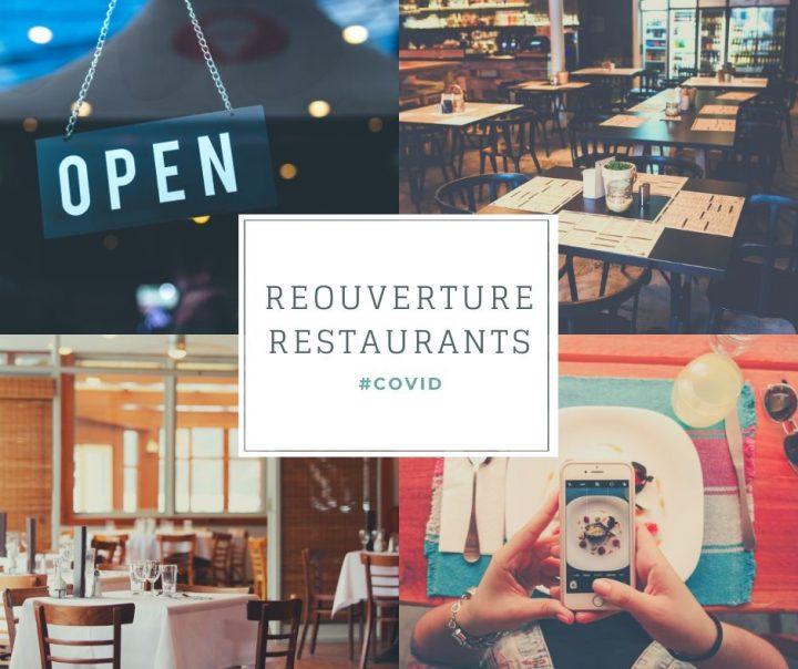 Parois de séparation pour restaurant (Covid)