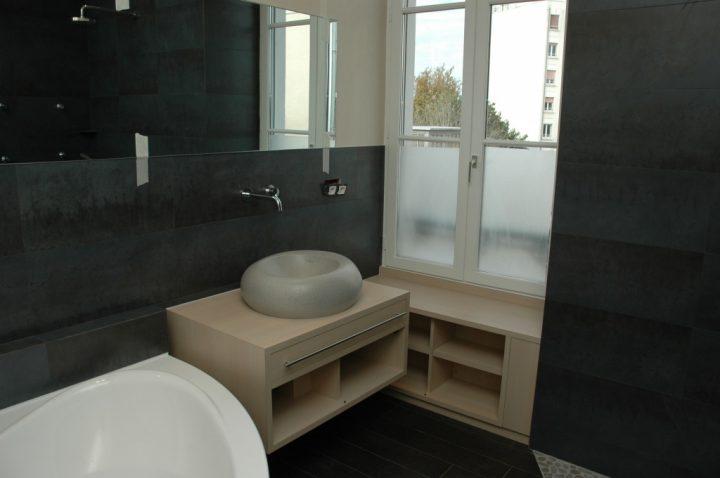 vasque ronde salle de bain